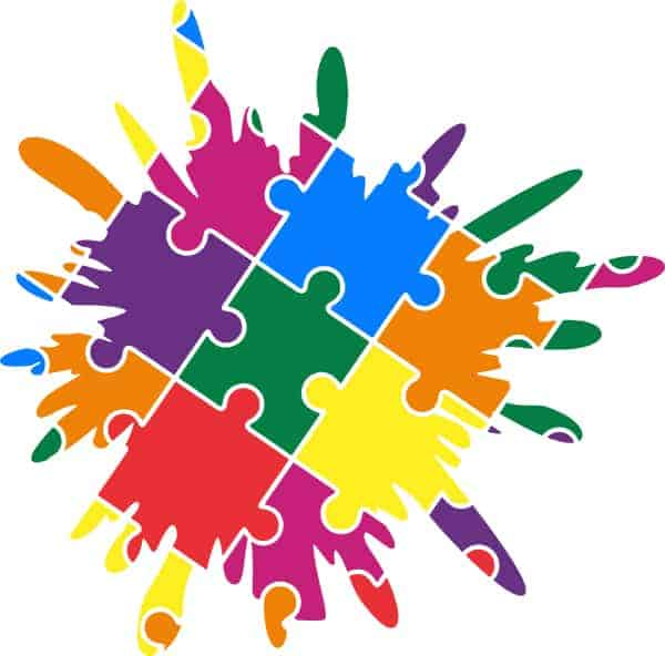 Autism Splash Awareness T-Shirt