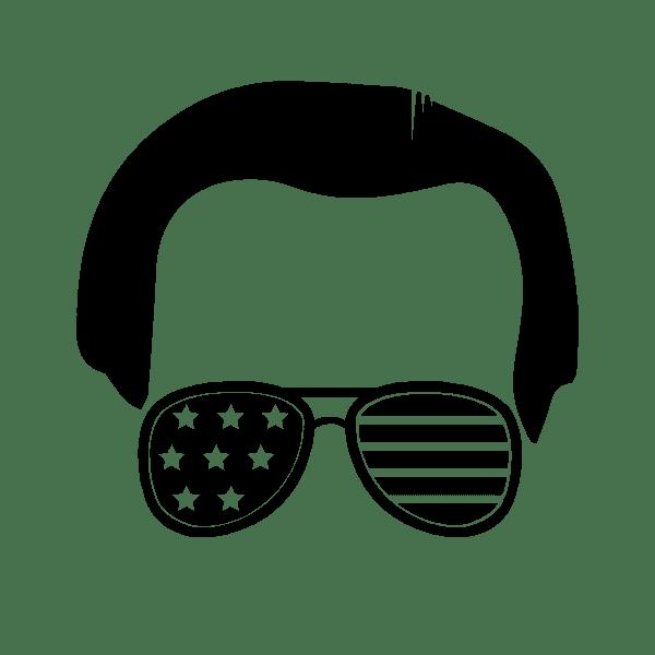 Joe Biden Silhouette T Shirt
